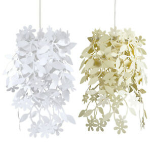Flower Hanging Ceiling Light Shade Easy Fit Lighting Chandelier Lampshade