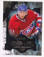 11-12 Artifacts Aaron Palushaj /99 EMERALD Rookie Canadiens 2011