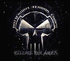 CD Release Your Anger van Rotterdam Terror Corps   2CDs