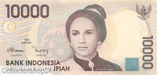 Indonesia 10000 Rupiah 1998/2003 Unc Pn 137f