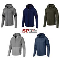 Puma Evostripe FZ Zip-Hoodie Fitness Training Sweatshirt Jacke NEU OVP