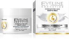 Eveline Cosmetics Nature Line Goats Milk Regenerating and Nourishing Cream