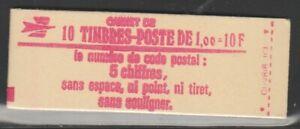 FRANCE carnet SABINE 1972c2 neuf**