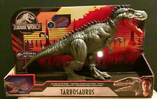 JURASSIC WORLD Primal Attack TARBOSAURUS Action Figure - MASSIVE BITERS - NEW