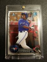 2016 Bowman Chrome Vladimir Guerrero Jr. 1st Bowman RC #BCP55 - Blue Jays 🔥🔥🔥