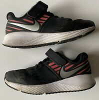 Nike Girls Shoes Black Pink Size US 12C