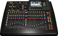 Behringer X32 Compact Digital Mixer - 32 Channels