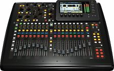 Behringer X32 Compact Digital Mixer - 32 Channels