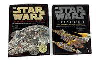 Star Wars Incredible Cross Sections Vehicles Spacecraft & Episode I Spacecraft