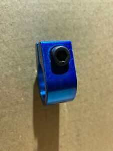 "Old School BMX ACS Blue ""Seat Clamp"" Race Inc Cook Bros Pk Ripper Hutch JMC GT"