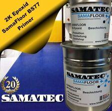 2K Epoxid Grundierung Samafloor BS77 5kg/25m² Bodenbeschichtung Versiegelung