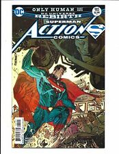 ACTION COMICS # 985 (DC Universe Rebirth, OCT 2017), NEW NM (Bagged & Boarded)