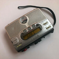 SONY WM-GX400 Walkman FM/AM Stereo Cassette Player Recorder Built-in Speaker