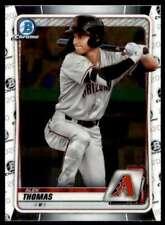 2020 Bowman Chrome Baseball Alek Thomas #BCP-98 NJSPORTSCARDS