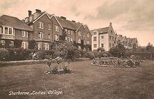 Sherborne,U.K.Ladies College,Dorset,c.1909