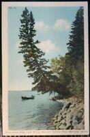 Postcard~ North Shore~ Clear Lake~ Riding Mountain NP~ Manitoba, Canada~ P691