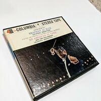 Gershwin Rhapsody In Blue & An American in Paris Leonard Bernstein Reel to Reel