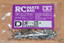 Tamiya 58354 The Frog/Brat (Re-Releases), 9465665/19465665 Screw Bag D, NIP