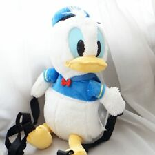 52cm Donald Duck plush backpack shoulder bag small spare bags anime new