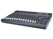 Studiomaster Club XS 16 Compact Analog Mixer With Bluetooth Inc FX - CLUBXS16