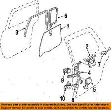 GM OEM Door-Window Motor 22062568