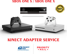 XBOX Kinect Adapter SERVICE for XBOX One S / X and PC