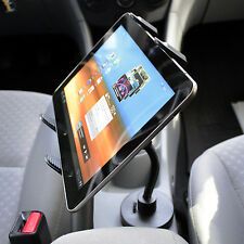 Flexible 12.7cm Car Cup Holder Mount for Samsung Galaxy Tab 7 7.7 8 8.9 Note