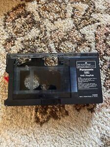 Panasonic VHS PlayPak VHS-C to VHS Motorized Tape Converter / Adapter VYMW0009
