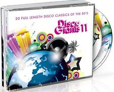 Disco Giants Vol. 11 2-cd  Great 80's 12 inches Captain Rapp Jam / Lewis
