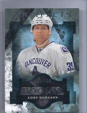11-12 2011-12 UD ARTIFACTS CODY HODGSON ROOKIE RC /999 195 VANCOUVER CANUCKS