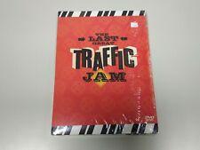 JJ9- THE LAST GREAT TRAFFIC JAM 2005 RARO  NUEVO DVD PRECINTADO