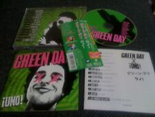 GREEN DAY / UNO  /JAPAN LTD OBI