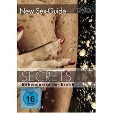 NEW SEX GUIDE: SECRETS - GEHEIMNISSE DER EROTIK  DVD NEU
