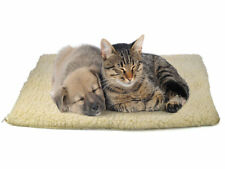 SELF HEATING PET BED THERMAL CAT DOG PUPPY INSULATE WARM WASHABLE FLEECE