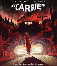 Horror Carrie 1976 Film Dvds Blu Ray Discs For Sale In Stock Ebay