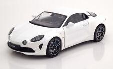 1:18 Solido Renault Alpine A110 Premiere Edition  2017 white