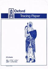 Oxford Tracing Paper Pack (+Cardstock)