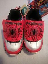 Spider-Man Marvel Toddler Boys Lighted Running Shoes