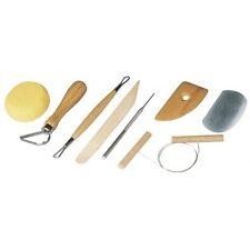 Kit du potier - 8 outils pour le modelage
