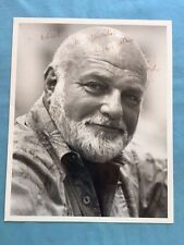 PHOTOGRAPH OF FILM DIRECTOR JOHN SCHLESINGER - INSCRIBED BY JOHN SCHLESINGER