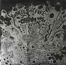 CREAM - Wheels Of Fire: Live At The Fillmore (LP) (G-/G-)
