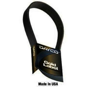 Dayco 5100770 Serpentine Belt