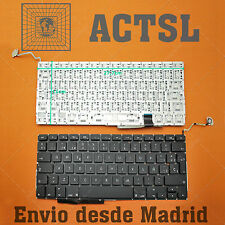 Teclado Español para Apple Macbook Pro A1297 Black