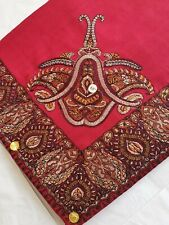 Yemeni Arab Shawl Embroidery Shemagh headscarf ladies Islamic gents sufi gents