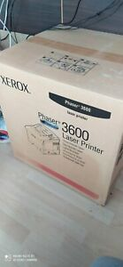 Xerox Phaser 3600 Workgroup Laser Printer BRAND NEW SEALED !!!