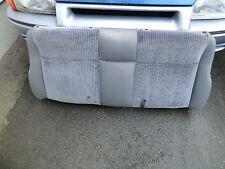 Ford Escort Cabrio MK3 MK4 Innenausstattung Rückbank Rückenlehne Teilleder Leder