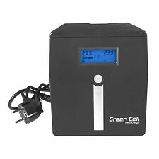 Green Cell® UPS / USV  Micropower 1000VA (600W) mit LCD