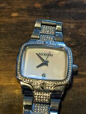 Nixon The Small Player Crystal SS Mother of Pearl