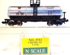 N Model Power 3753 40ft Single Dome Tanker Southern Pacific SP #97732