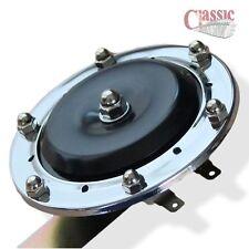 12 Volt Lucas Altette Style Classic Retro  Horn Ideal For Triumph T120 Bonnevill
